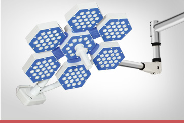 HEX SERIES LED LIGHT